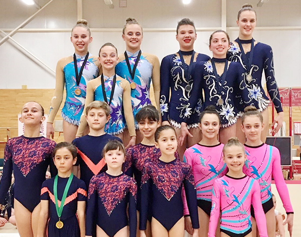 a9a9fb91c742 Harefield Gymnastics Academy - Aiming for excellence in general ...